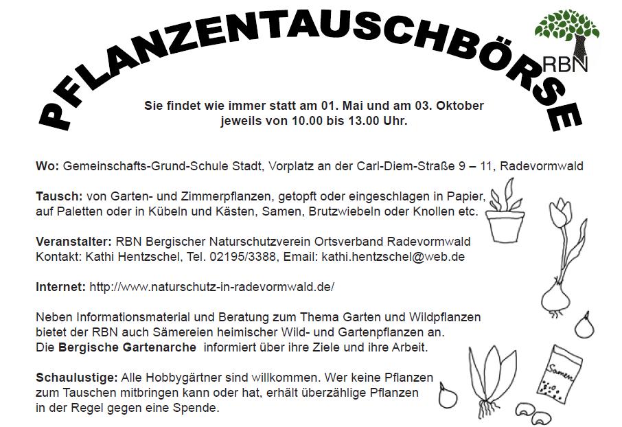 Pflanzentauschbörse_Text